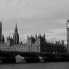 Westminster - London by Mark.I.F. Jarvis