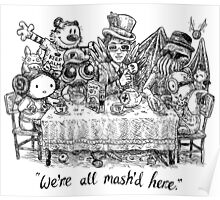 We're All Mash'd Here Poster