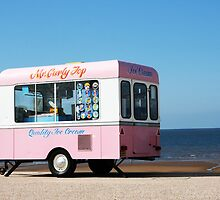 Vintage Ice Cream Truck by kellyponies