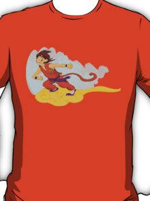 Dragonball: Goku and Nimbus T-Shirt