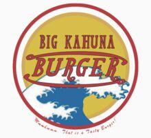 Big Kahuna Burger by JuggerNERD