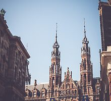 Magna Plaza - Amsterdam by Mylla Ghdv
