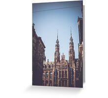 Magna Plaza - Amsterdam Greeting Card