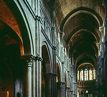 Notre Dame Beaune France 198404290008 by Fred Mitchell