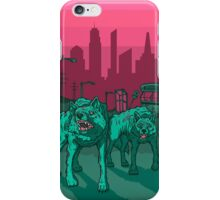 Radioactive Wolves of Chernobyl iPhone Case/Skin