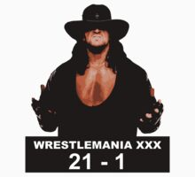 The Undertaker 21 - 1 by randomweas