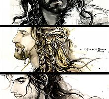 The heirs of Durin (3) by evankart
