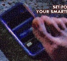 Set foot on your smartphone by Fernando Fidalgo