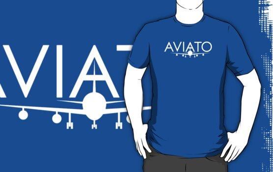 Aviato by waywardtees