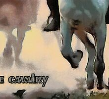 The cavalry by Fernando Fidalgo
