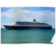 The Queen Mary 2  Poster