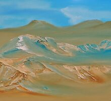 Desert Mythscape by David Snider