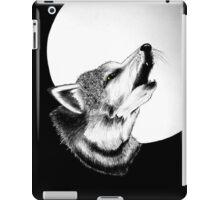 Wolf Call iPad Case/Skin