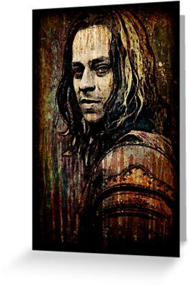 Jaqen H'ghar by Deadmansdust