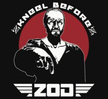 Kneel before Zod - logo 2 by Buby87