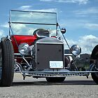 1923  Ford T Bucket Hot Rod by TeeMack