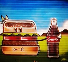 Meat by StreetArtCinema