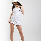 White dress by Nando MacHado