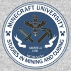 Minecraft University - Mining & Cubing by Chronotaku