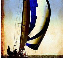 sailrace by laikaincosmos