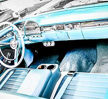 1958 Ford Fairlane 500 car by chris-csfotobiz
