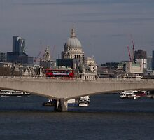 Buses and Bridges by Eh-photography