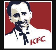 Kentucky Fried Cage - Nicolas Cage KFC parody by RobertKShaw