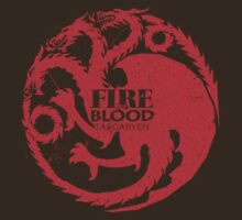 Game of Thrones … Fire and Blood … Targaryen by OliveB