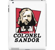 Colonel Sandor Game of Thrones Inspired T-shirt Design iPad Case/Skin