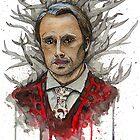 Shika (Hannibal) by studioofmm