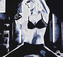 Sin City: A Dame to Kill For Poster by Colin Bradley