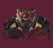 Ironman Digital Painting. by Tillybo