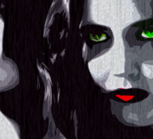 Sin City: A Dame to Kill For: Ava Lord Poster Sticker