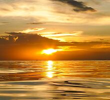 Liquid Gold #1, Mabul Island, Borneo by Cherrybom