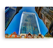 The Walkie Talkie - London Canvas Print