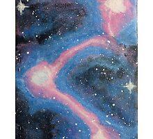Galaxy  by Naif