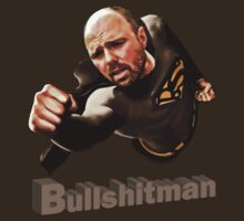 Karl Pilkington … Bullshit Man by OliveB
