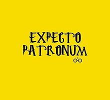 Expecto Patronum Charm - Harry Potter by galatria