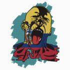 Ecuador Scream by dejava