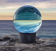 Sphere Sculpture by abrownin