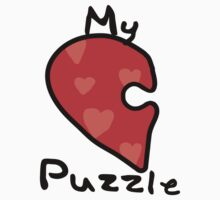 Love Puzzle - My Puzzle by FrozenLip