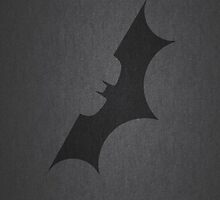 Batman - cover adapted for iPhone-iPad by sakha