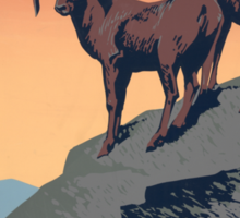 Preserve Wildlife Sticker