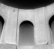 Coit Tower by leifrogers
