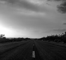 Lonely Road by jproductions