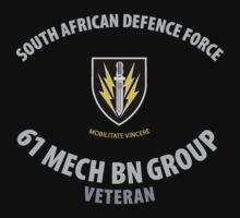 SADF 61 Mech Battalion Group Veteran by civvies4vets