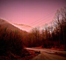 Smoke And Gleam by Paul Lubaczewski