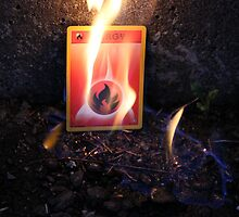 Fire Energy by pokemon-photo