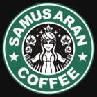 Samus Aran Coffee by Italiux