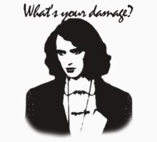 Heathers - What's Your Damage?  by vbneon